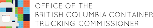Office of BC Trucking Commissioner Logo